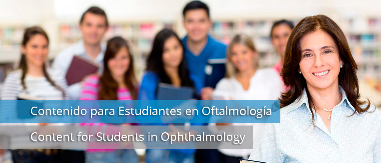 Cursos de oftalomología